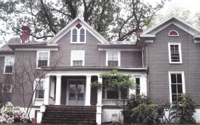 2017: $10,000  to Georgia's Healing House